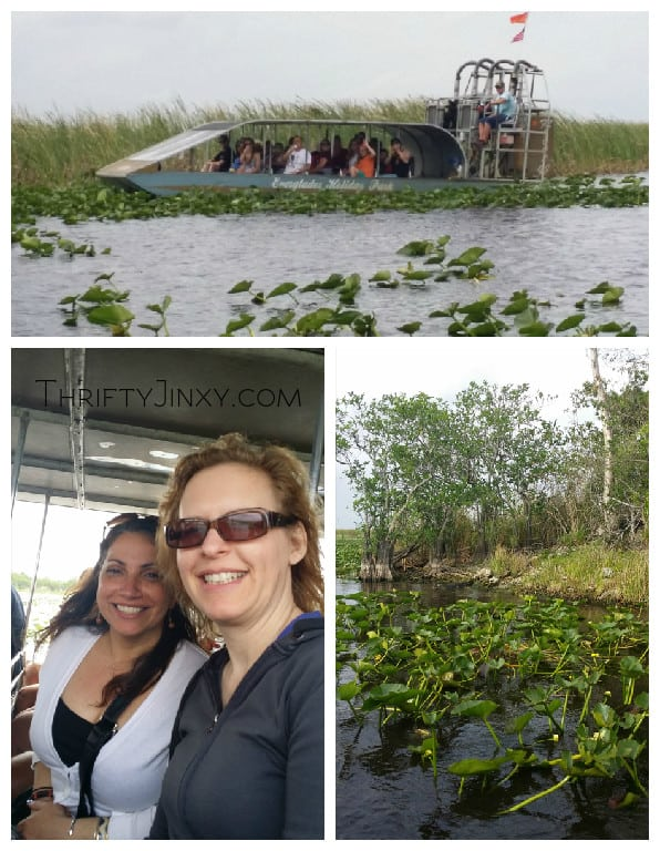 Everglades Holiday Park Boat Ride