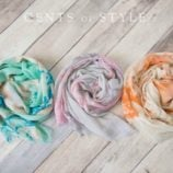 Two Pretty Spring Scarves Only $11.94 Shipped