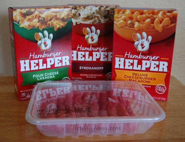 how to cook hamburger helper in the oven
