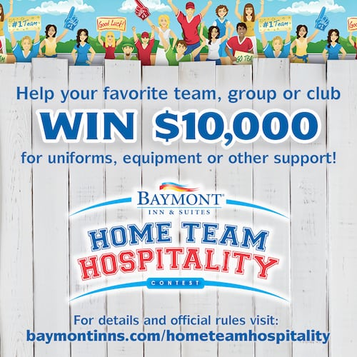 Baymont Home Hospitality Contest + Wyndham Rewards Reader Giveaway