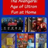 MARVEL's The Avengers: Age of Ultron Fun at Home