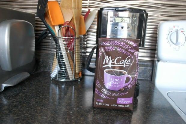 McCafe Coffee Timer