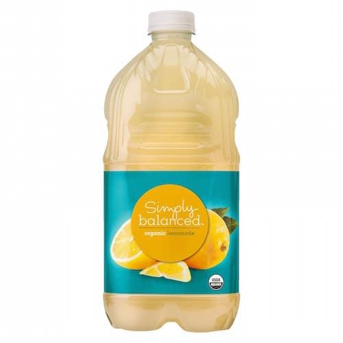 Simply Balanced Lemonade Organic Target