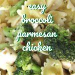 broccoli parmesan chicken