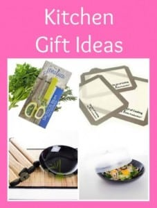 Kitchen Gift Ideas – Perfect for Mother's Day! + Reader Giveaway