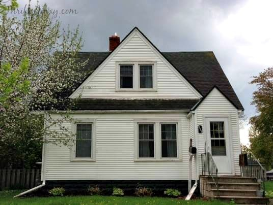 Our First House in Minnesota
