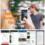 Top 5 Apps for Summer Fun! #VZWBuzz