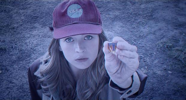 Britt Robertson Casey Pin Tomorrowland