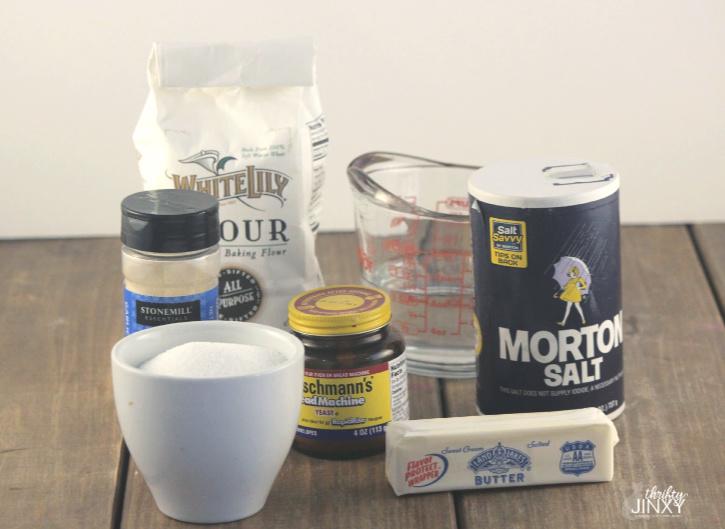 Copycat Olive Garden Breadstick Ingredients
