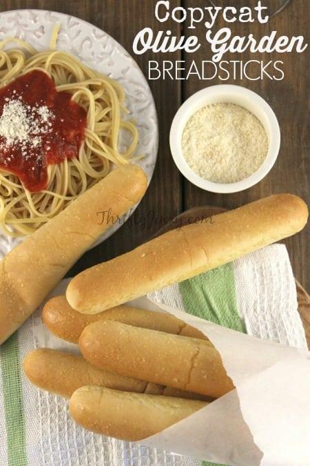 Copycat Olive Garden Breadstick Recipe Original