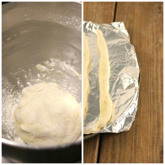 Copycat Olive Garden Breadstick Recipe Process