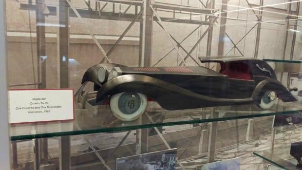 Disney Archives Inspire Tomorrowland - An Exclusive Look # ... Cruella Deville Car Disney