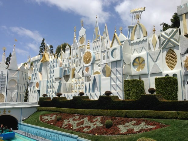 Disneyland It's a Small World