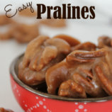 Easy Microwave Pralines Recipe