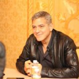 George Clooney Caught the Brass Ring #TomorrowlandEvent