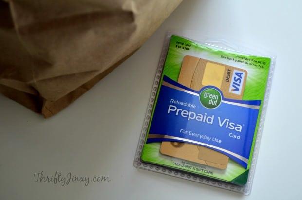 convenient features, your Green Dot® Reloadable Prepaid Visa® Card ...
