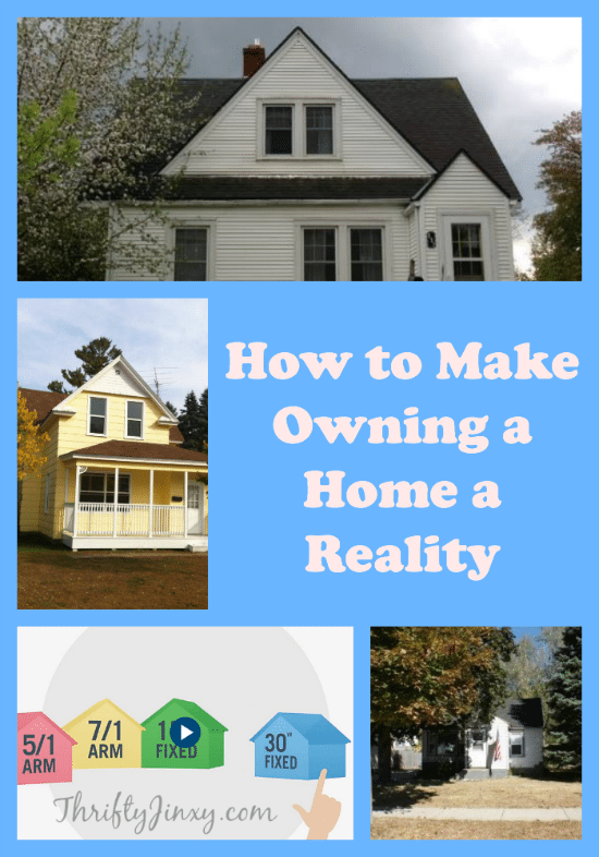 How to Make Owning a Home a Reality