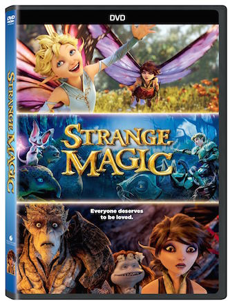 Lots of Strange Magic Printable Activity Sheets + a Reader Giveaway