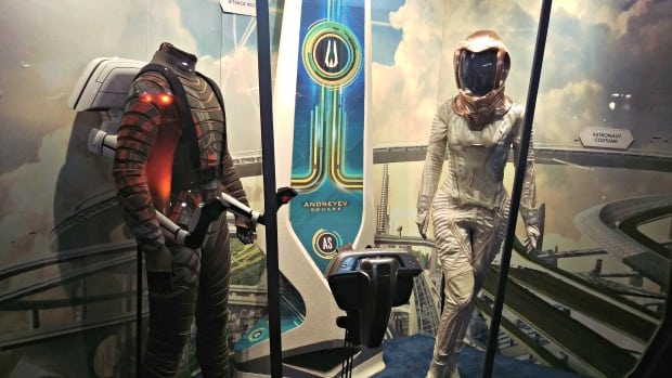 Tomorrowland Costumes