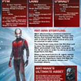 Ant-Man Infographic: Learn More About MARVEL's Ant-Man