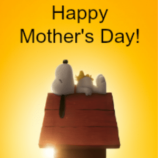 Happy Mother's Day via The Peanuts Movie!