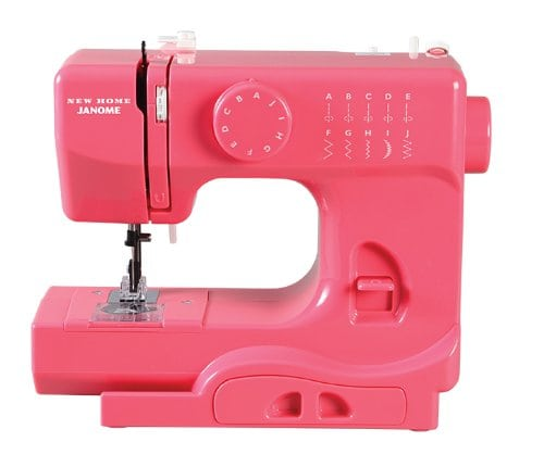 Best Price On Janome Pink Lightning Portable Sewing Machine Fascinating Best Portable Sewing Machines