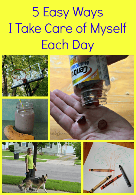 5 Easy Ways I Take Care of Myself Each Day + Reader Giveaway