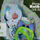 Create a Disney Baby Bath Tub Gift Basket – Perfect Baby Shower Gift!