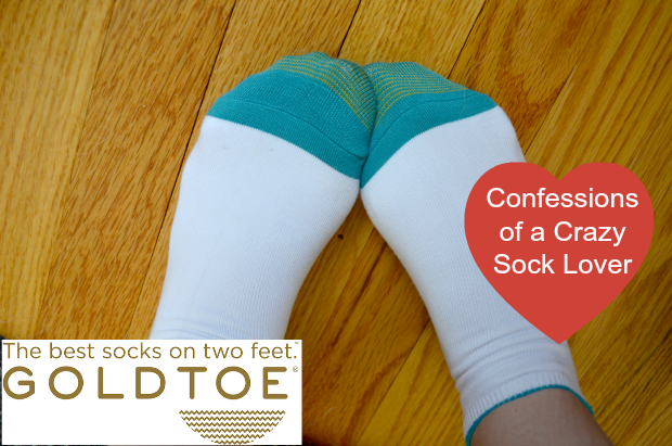 Why This Crazy Sock Lover is a Fan of Gold Toe Ultra Soft, Oh. So. Soft. Socks