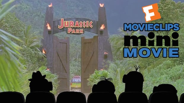 Check Out the New Movieclips Mini Movies: Featuring Brian the Minion