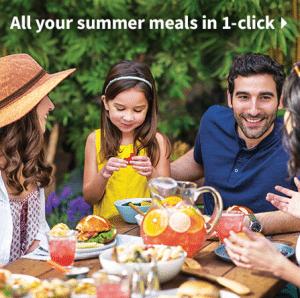 Get a FREE Kraft Kick Off Your Summer Cookbook!