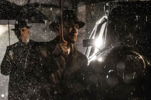 First Look at TOM HANKS in BRIDGE OF SPIES – Spielberg Dramatic Thriller