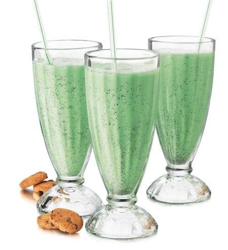 Ice Cream Soda Glasses
