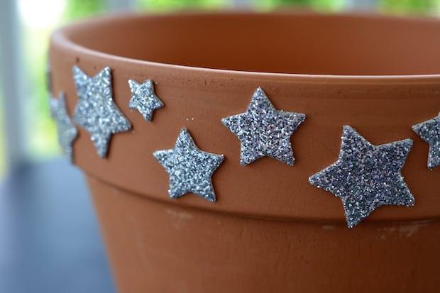 flower pot in process 2