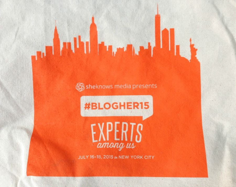 BlogHer15 Logo