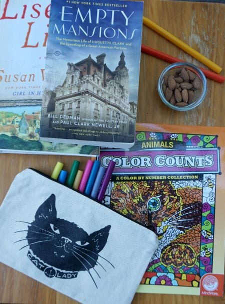 Book and Coloring Book
