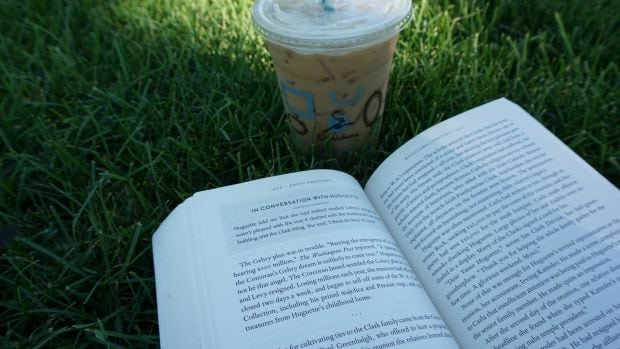 Caribou Coffee Book
