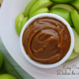 Easy Crockpot Dulce de Leche Recipe