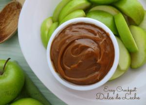 Easy Crockpot Dulce de Leche Recipe
