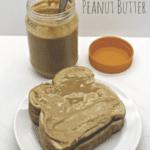 Easy Homemade Peanut Butter Recipe