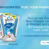 Glade Blue Odyssey Candle $5 Rebate + Reader Giveaway