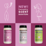 New Mrs. Meyer's Scent Boosters at Target + Reader Giveaway