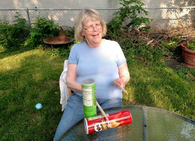 Pringles Mom