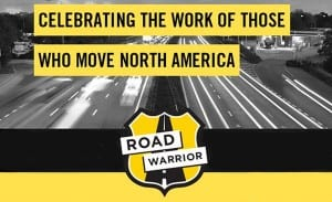 Submit a Road Warrior to Win Up to $10,000