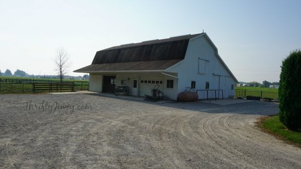 Amish Farm Shipshewana Indiana