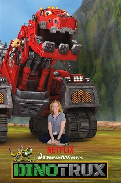 Dinotrux Thrifty Jinxy