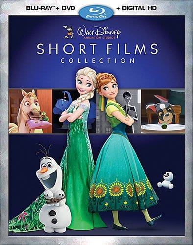 Walt Disney Animation Studios Short Films Collection Reader Giveaway