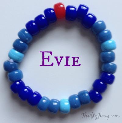 Disney's Descendants Evie Bracelet