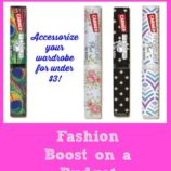 Fashion Boost on a Budget