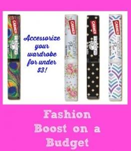 Fashion Boost on a Budget